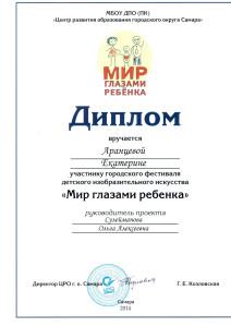2014- Диплом 2